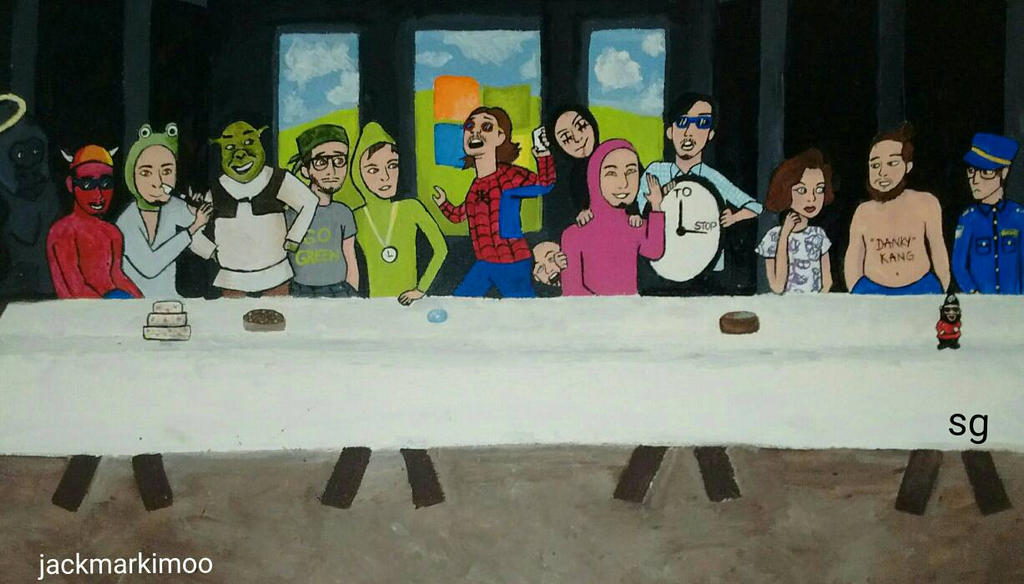 the_last_supper_memes_papa_bless_by_jackmarkimoo dbamwnm the last supper memes papa bless by jackmarkimoo on deviantart