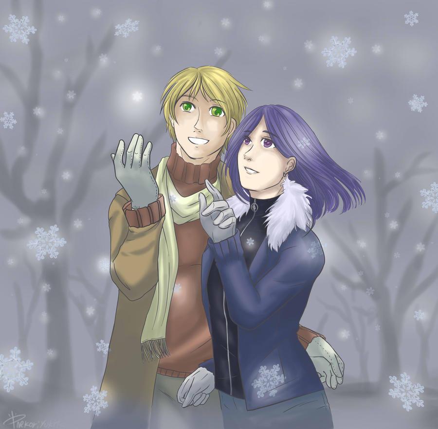 Snow by Nekori-Yukito