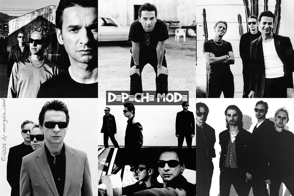 Depeche Mode - Enjoy The Silence [Official Video] + Letra - Taringa!