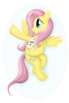 Fluttershy's Little Angel