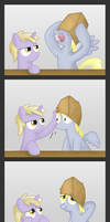 Only you Derpy