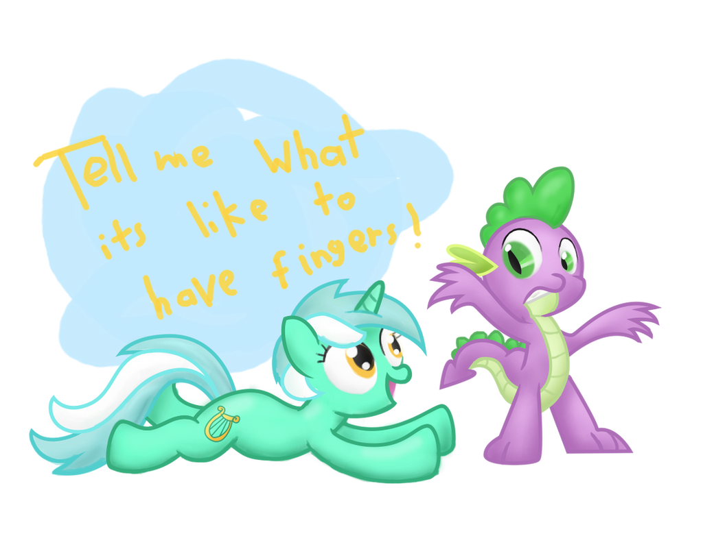 Lyra's innocent question by 041744