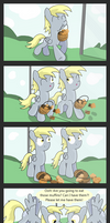 The mare in the mirror by 041744
