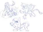 Gilda Sketches
