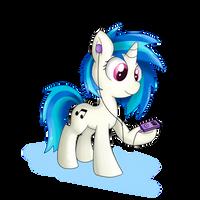 White Pone by 041744