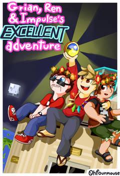 Grian, Ren,  Impule's Excellent Adventure