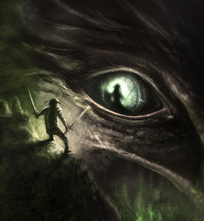Dragon slayer by Mndcntrl