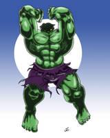 Hulk SMASH by sweetjimmy