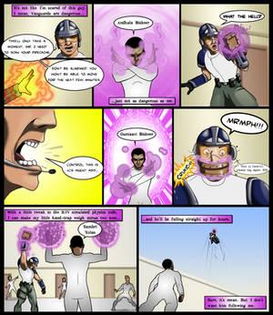 The Forsaken: Page 22