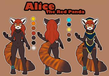 Ref Sheet Alice