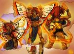 Fiery Ideals