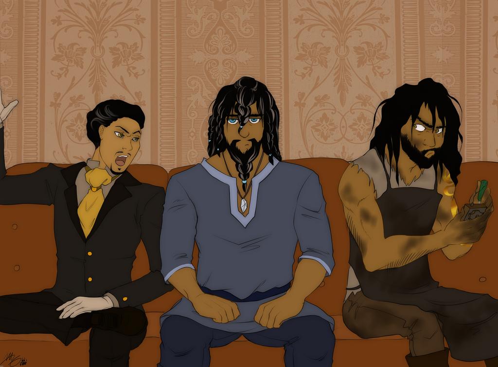 Full House by Lyiba-MoonEyes