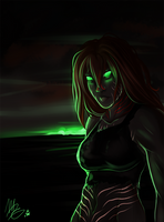 Toxic Fire by ME-B