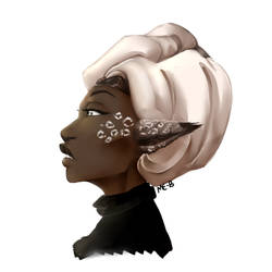 The Princess Tulu by ME-B