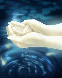 Spirit Pool by ME-B