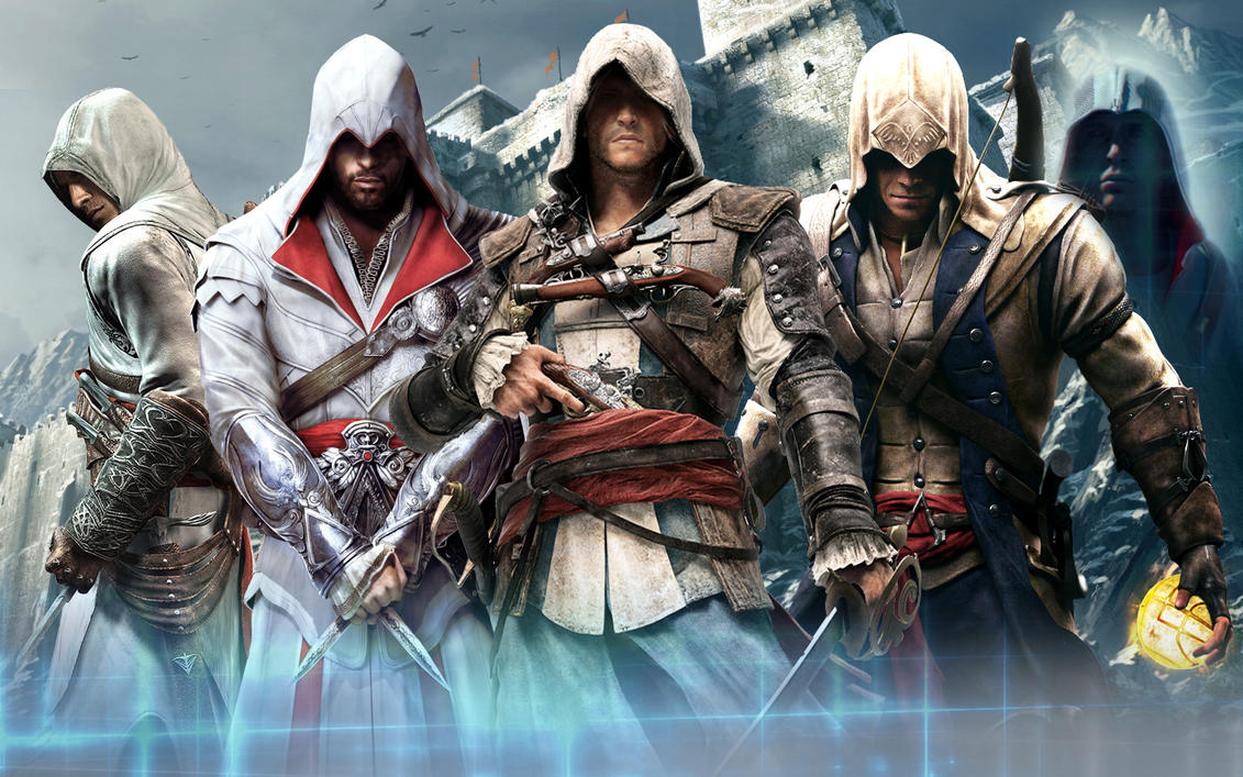 series called assassins creed - 1131×707