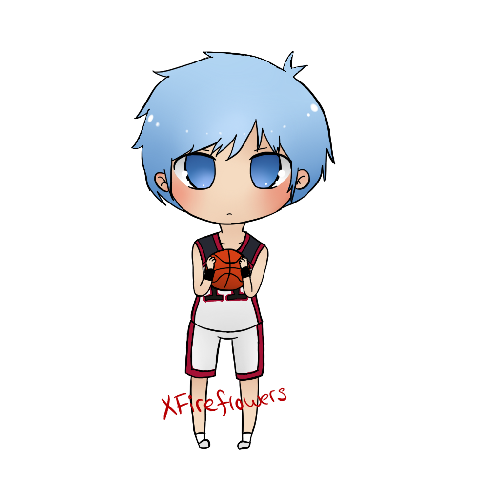 request: kuroko by xFireflowers