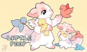 (SC) Little Peep! CLOSED. by loppyrae