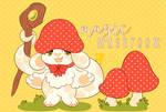 (OTA) Magic Mushroom, closed.