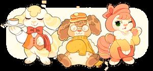 (SC) Breakfast Club!
