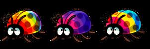 (ITEM ART) Lovebugs!