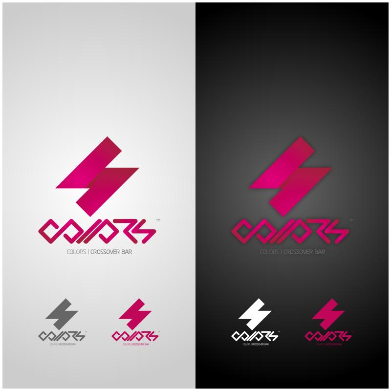 Colors Bar Logo v.1 by dojoartworks
