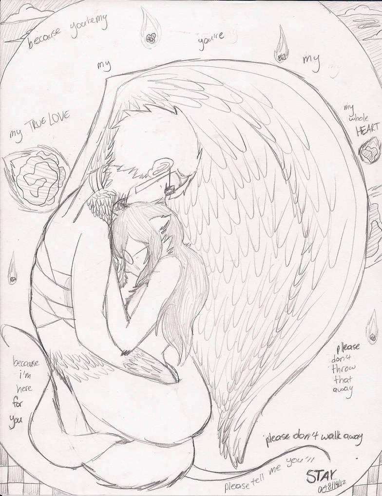 My Guardian Angel by Katqueen2 on DeviantArt