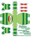 YGG - Brobee papercraft