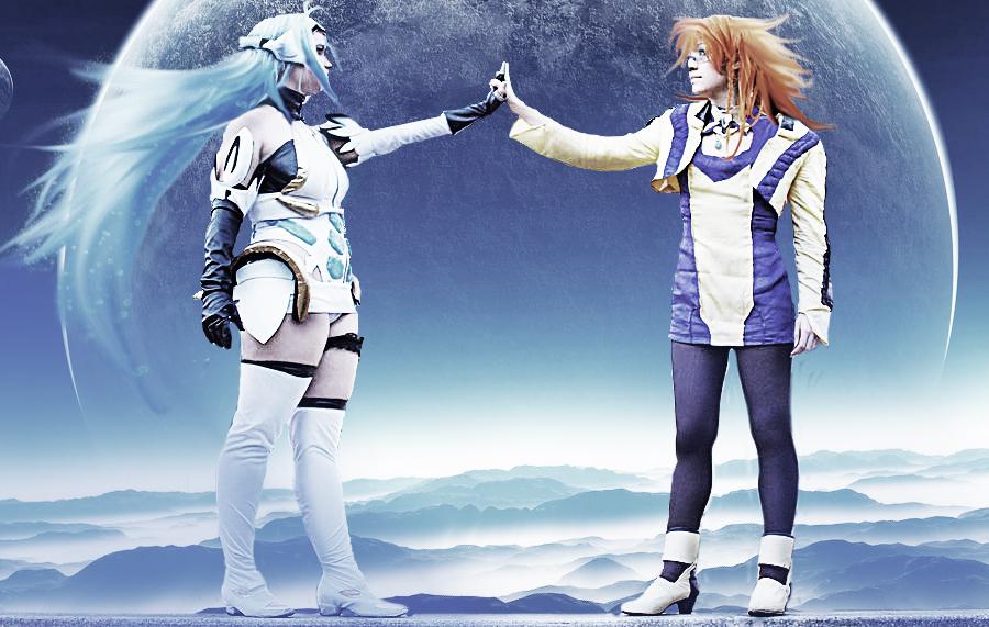 United Power by Senka-chan