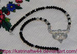 Remix Black Indian Necklace by KatrinaFTW44