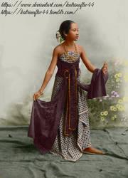 Javanese Dancer by KatrinaFTW44