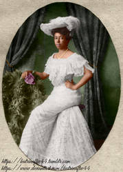 1890s African American Woman by KatrinaFTW44