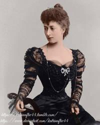 Queen Maud of Norway by KatrinaFTW44