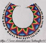 South American Inspired Necklace by KatrinaFTW44