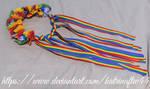 Rainbow Vinok by KatrinaFTW44