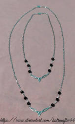 Mother Daughter Celtic Necklaces