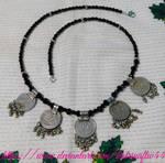 Banjaran Coin Necklace by KatrinaFTW44