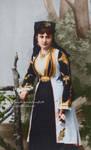 Serbian or Montenegrin Woman by KatrinaFTW44