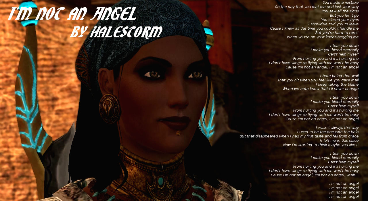 Isabela Dragon Age Origins