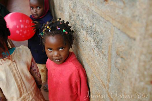 Children at KENWA
