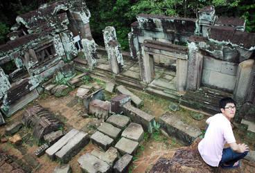 Angkor Ruins