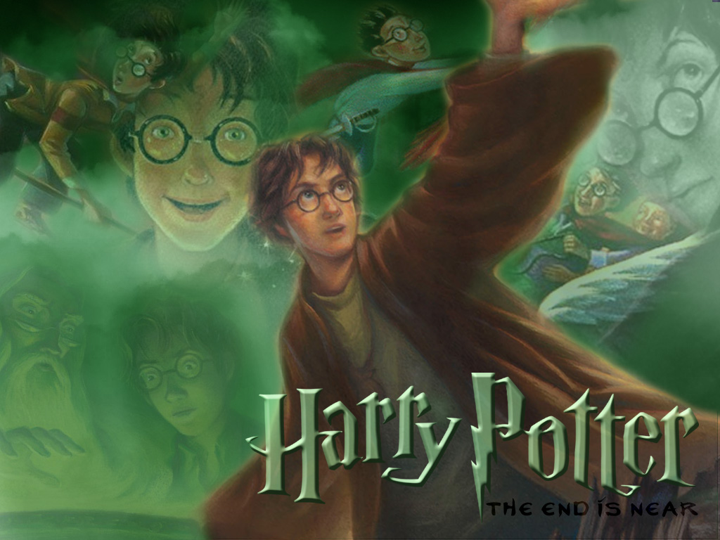 Harry Potter Book Cover Wallpaper ~ Harry potter book tribute by hermiithm on deviantart