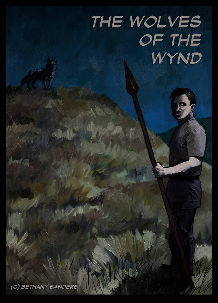 The Wolves of the Wynd cover page