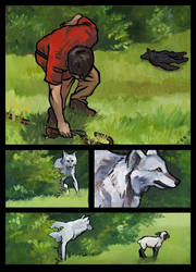 The Wolves of the Wynd: Page 8