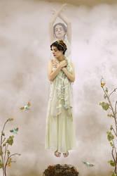 Aura's dream by AngelaMariaVelasquez