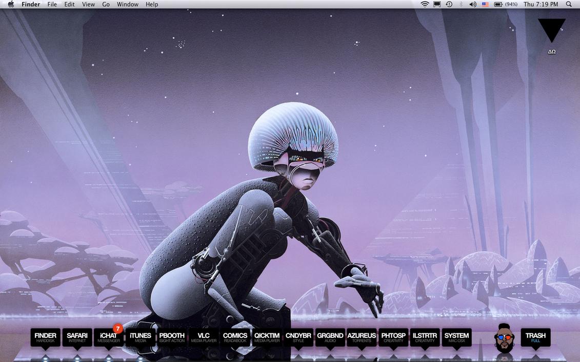 Desktop by VektorKunst