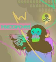 The Vector Monkey's... by VektorKunst