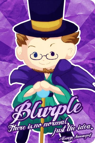 PurpelBlur's Profile Picture