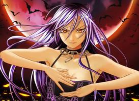 Rosario vampire Dark Moka