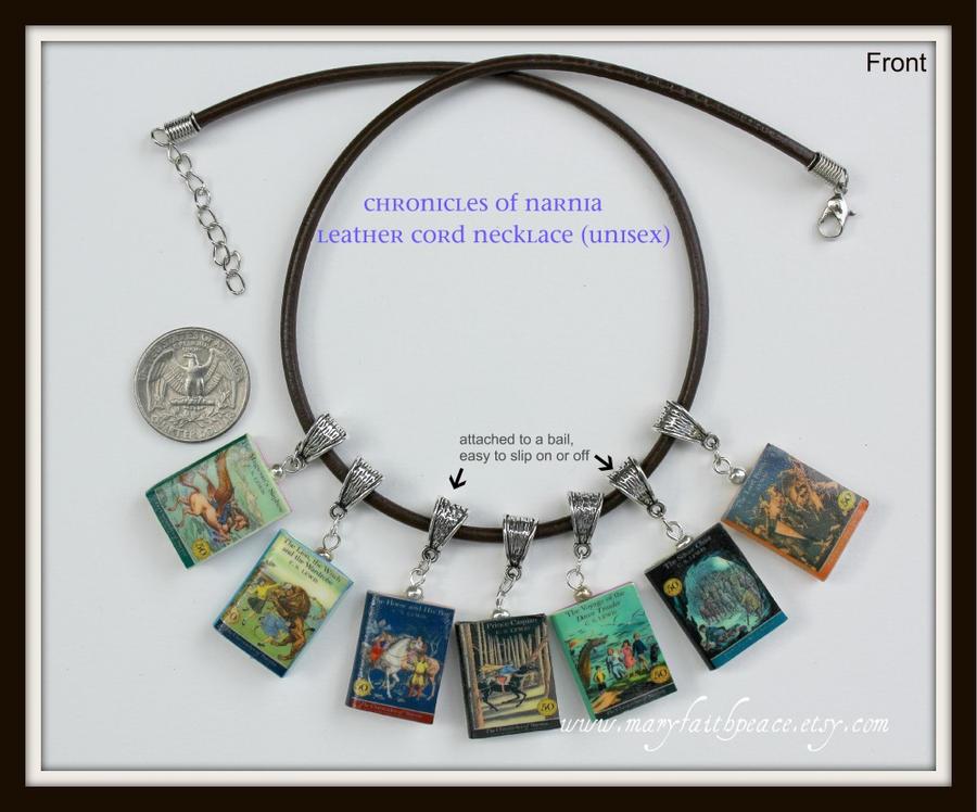 Narnia Necklace Set Unisex By Maryfaithpeace On Deviantart